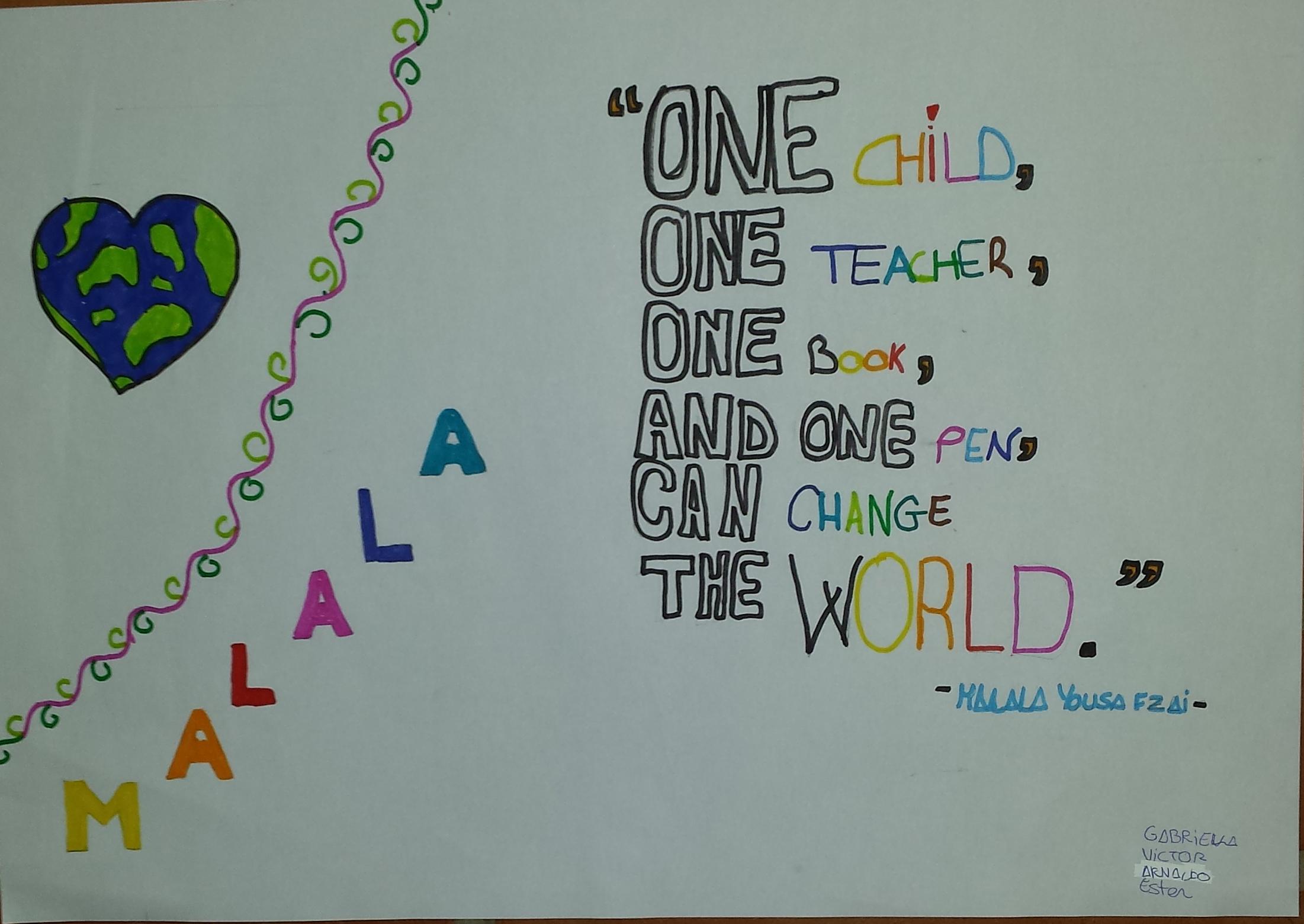 Cartells Malala (1b)